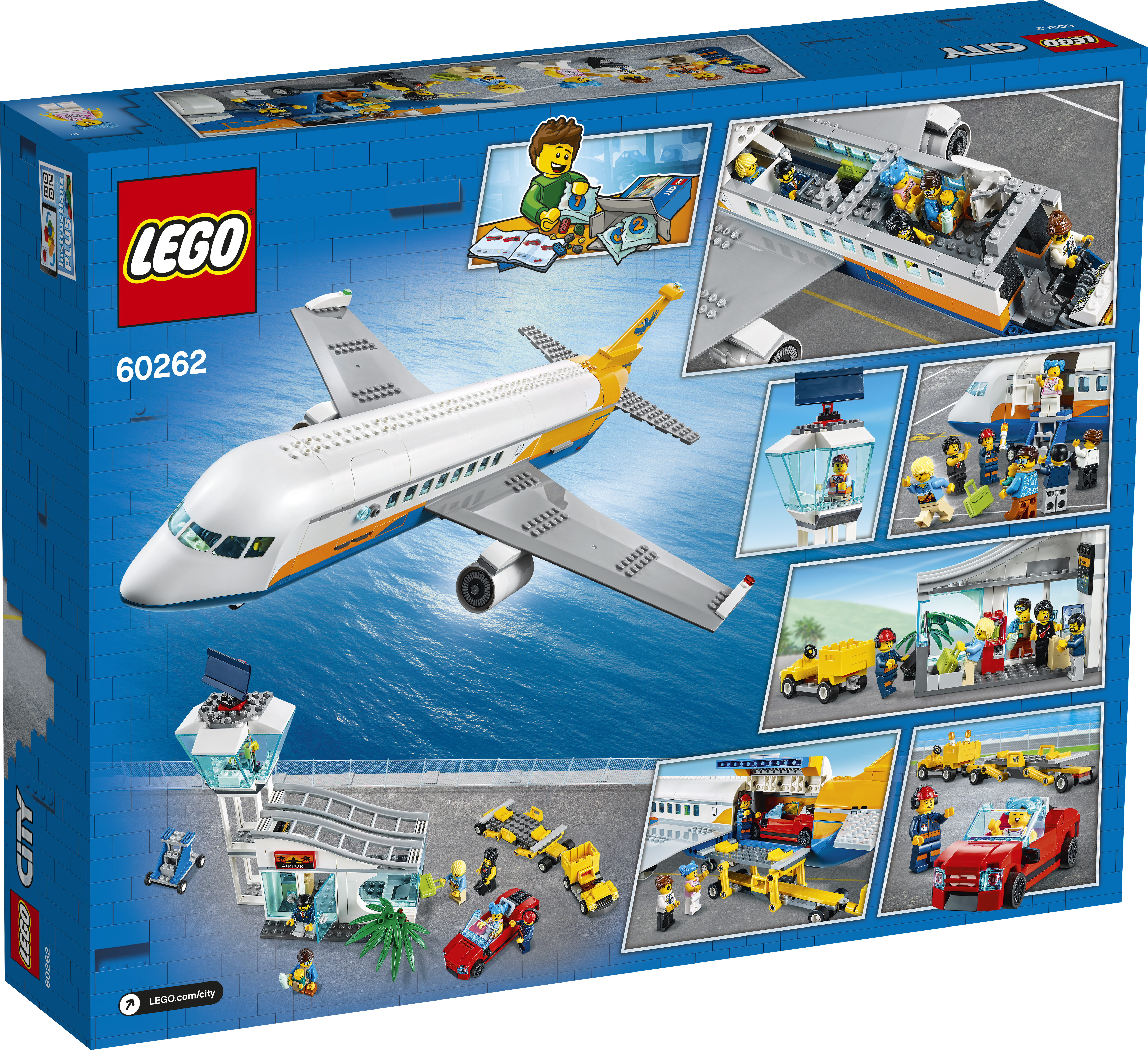 LEGO City Passagerfly - 60262
