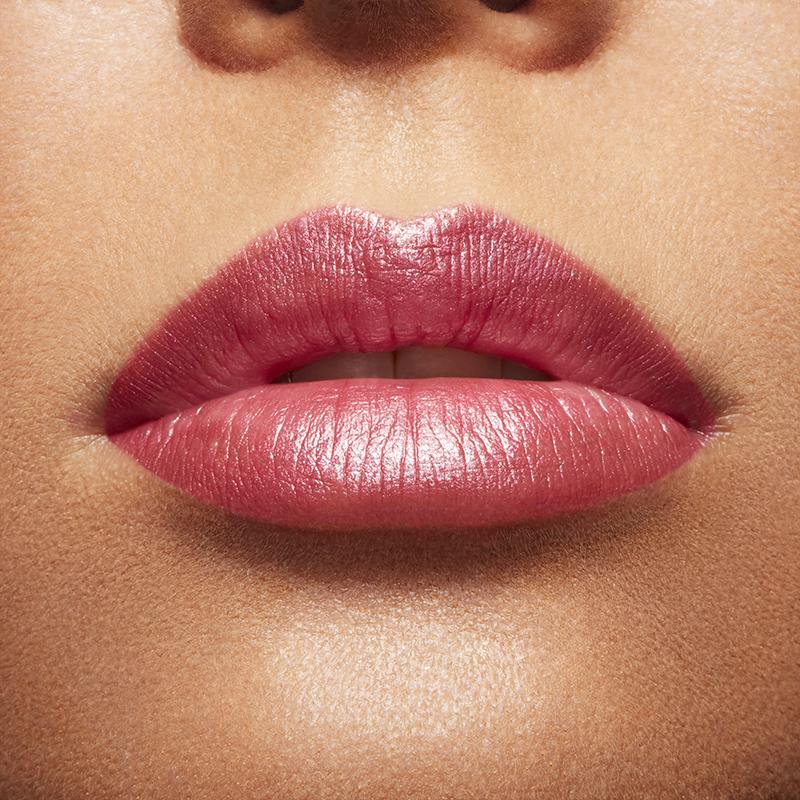 Lancôme Absolu Rouge Cream Lipstick, 08 rose reflet