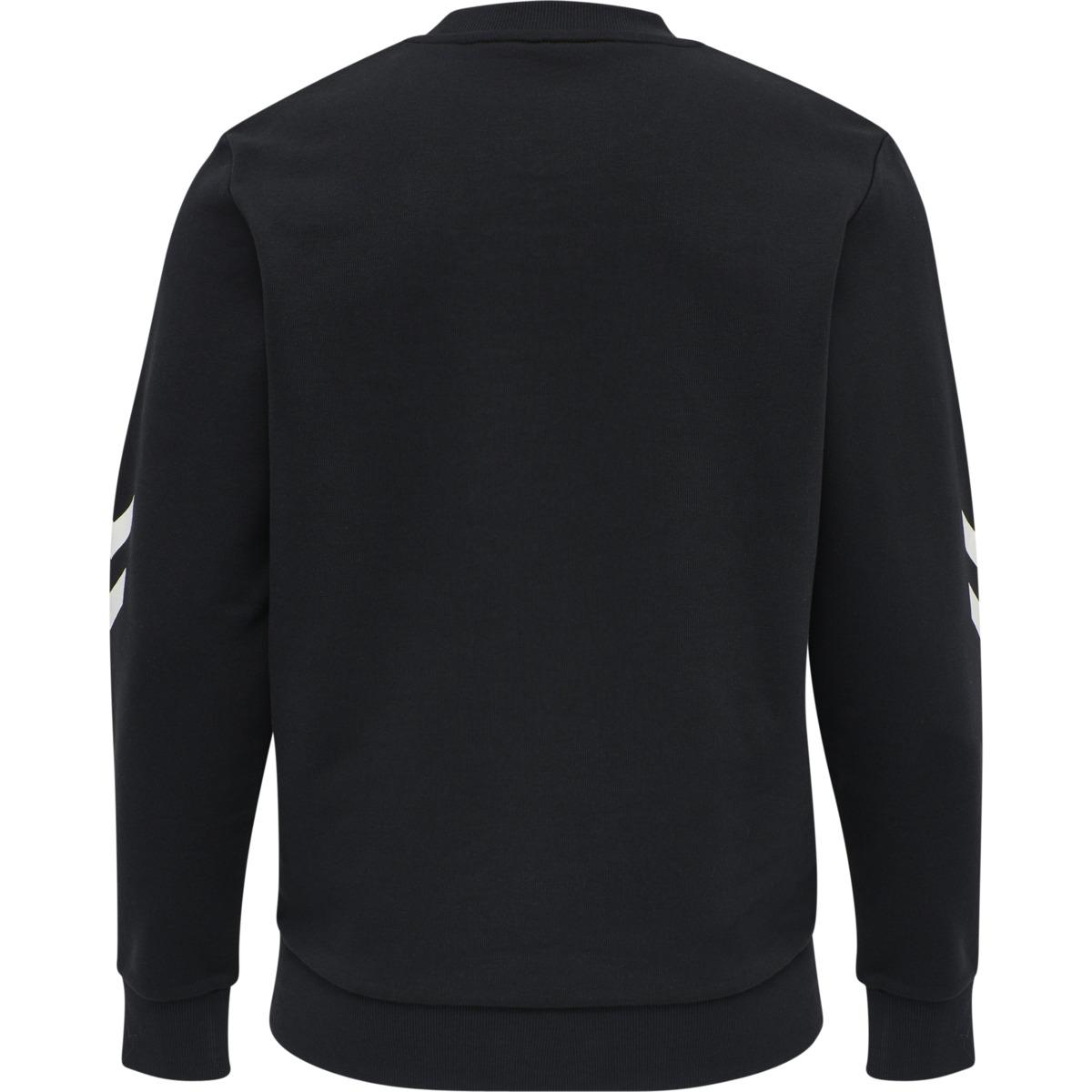Hummel hmlLGC Graham sweatshirt, black, medium