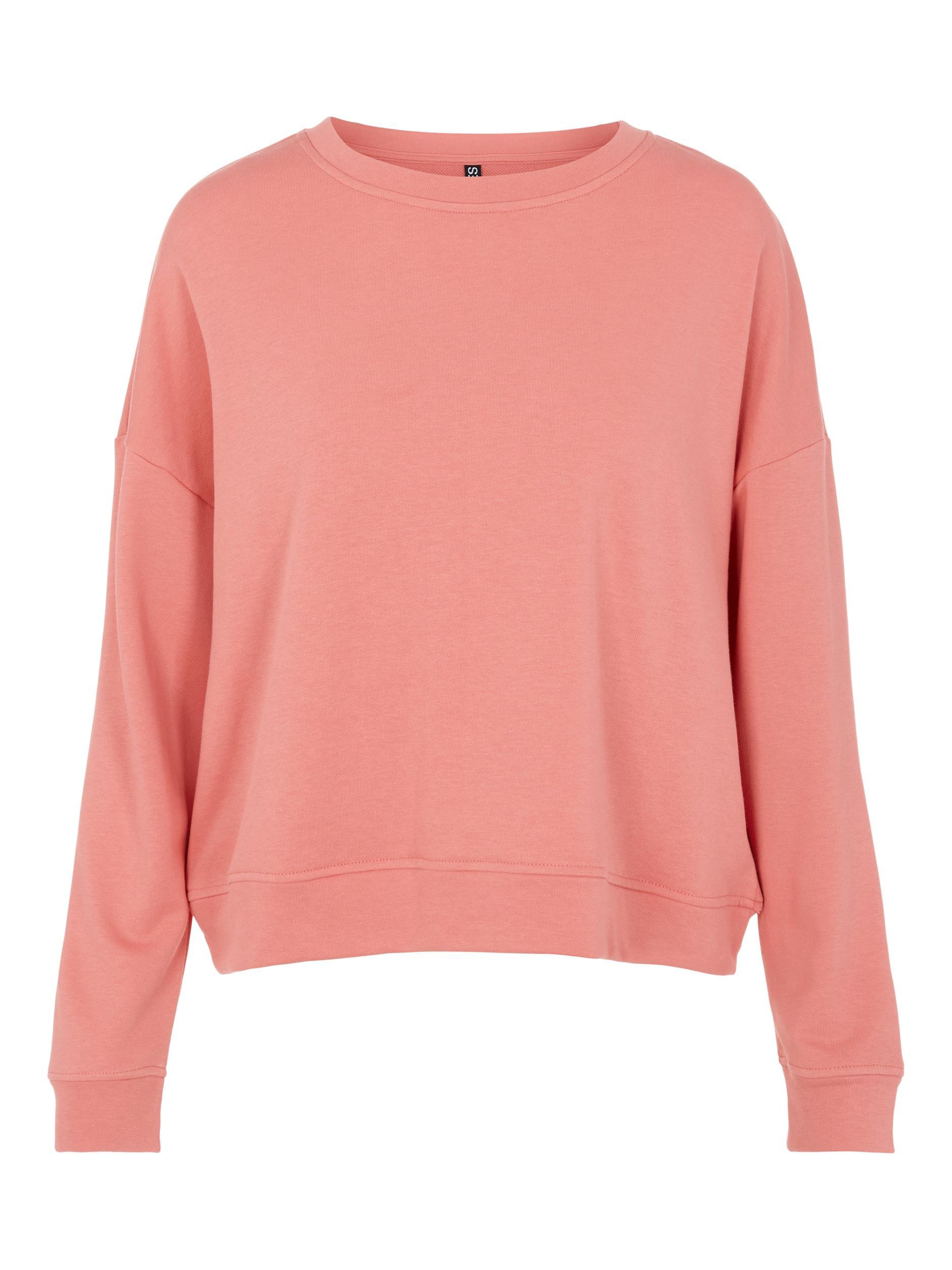 Pieces Chilli Summer sweatshirt, tea rose, large