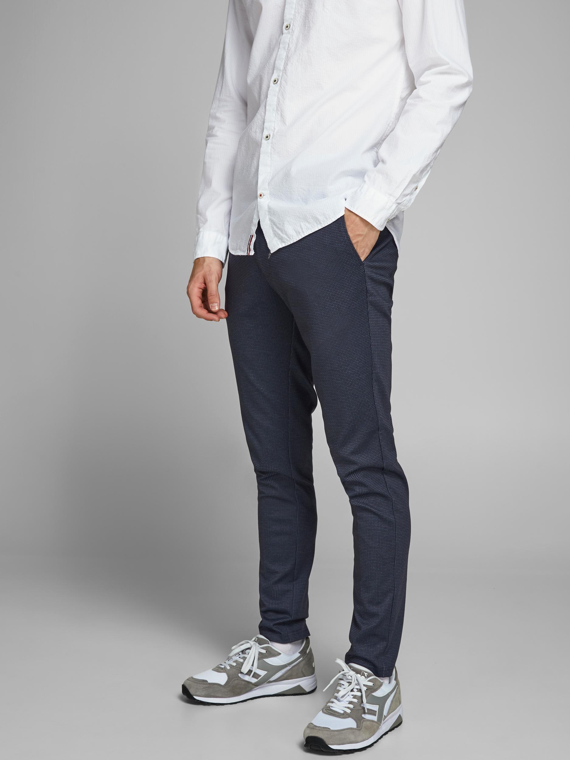 Jack & Jones Marco pants, navy blazer, 28/46