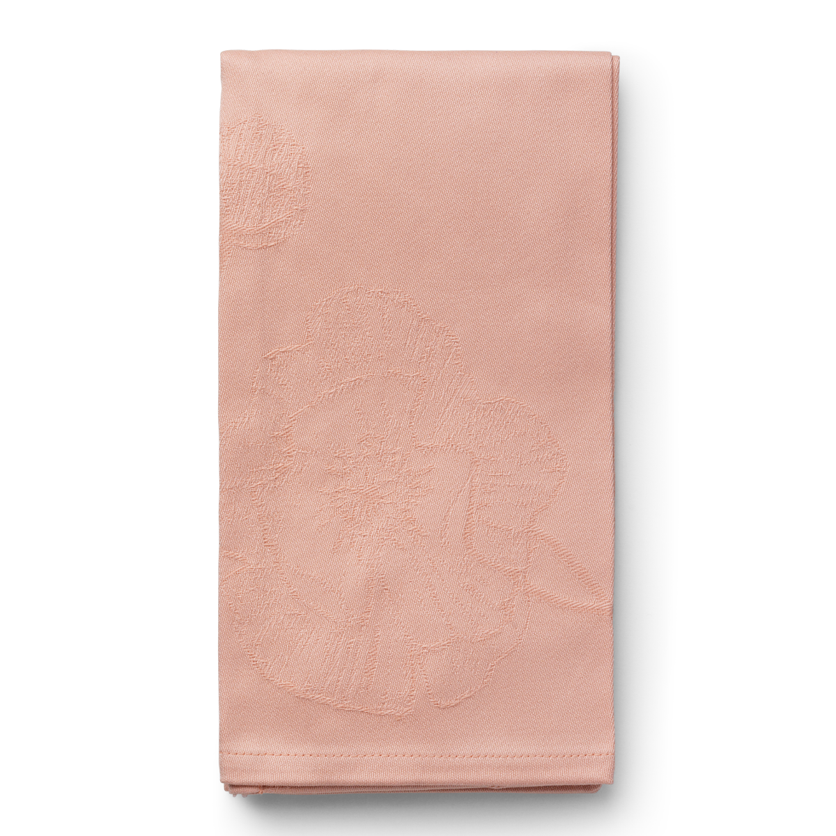 Kähler Hammershøi Poppy stofserviet, nude, 45x45 cm