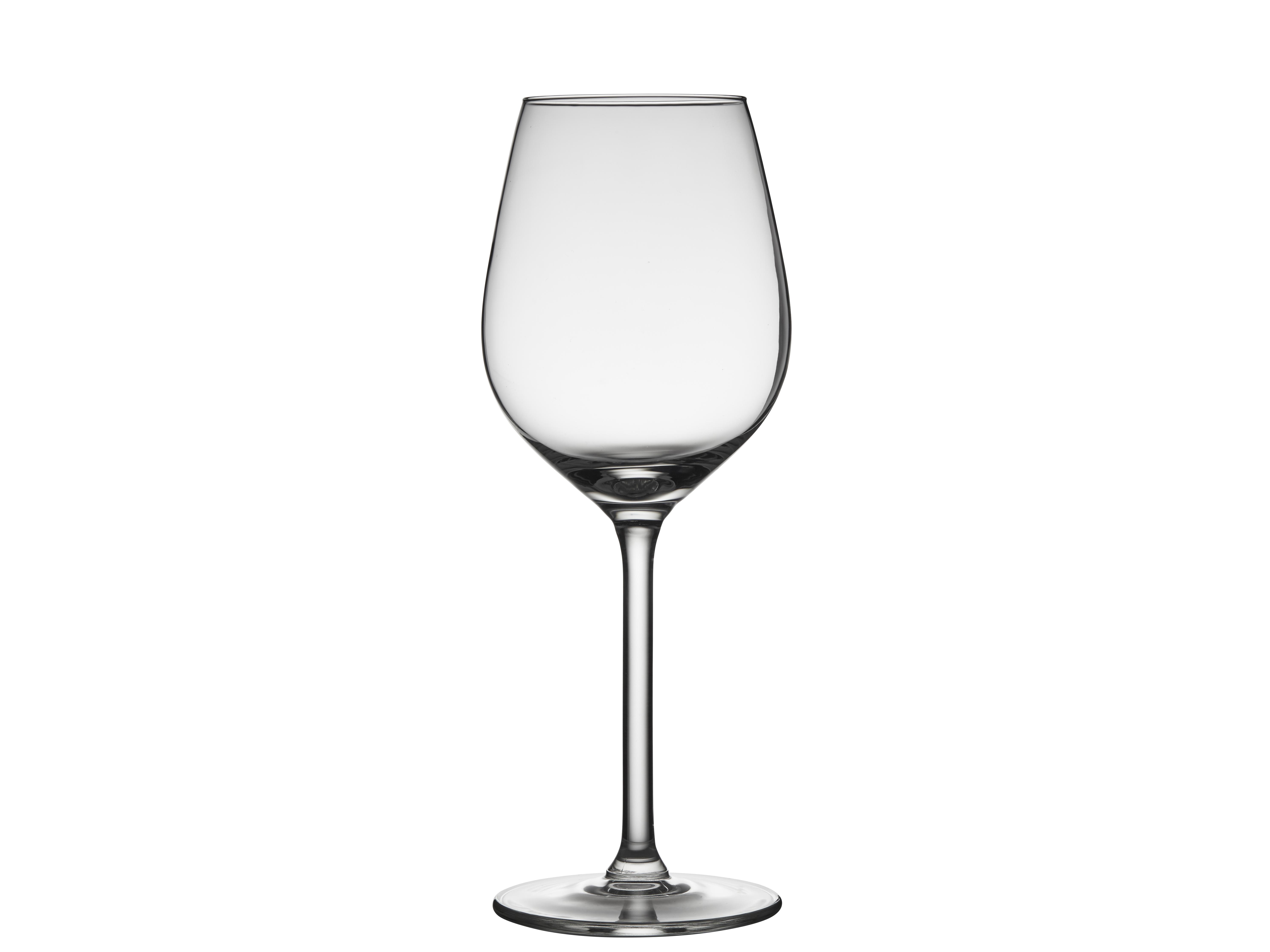 Lyngby-Glas Juvel hvidvinsglas, 380 ml, 4 stk