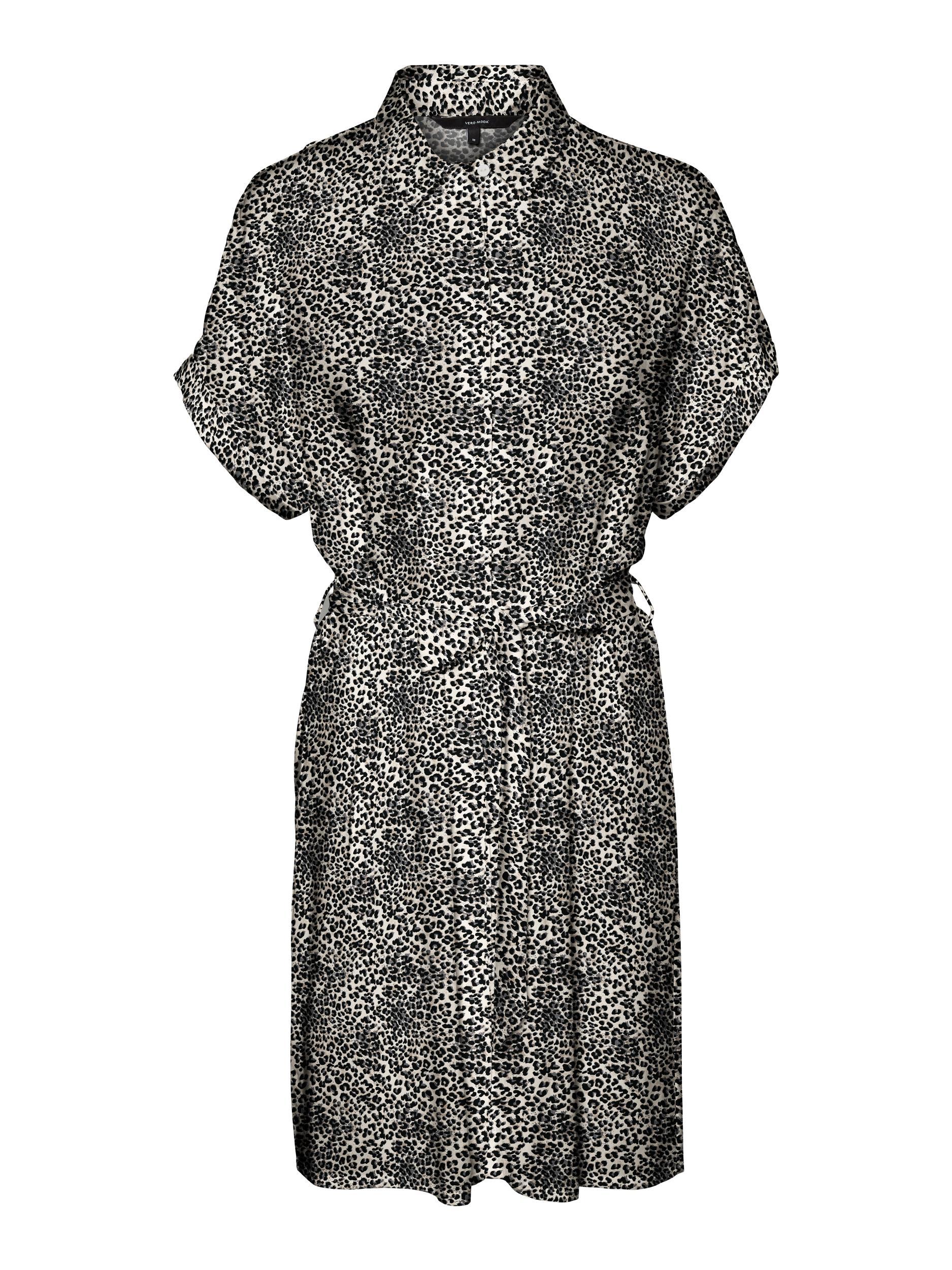 Vero Moda Simply Easy kjole, birch, large