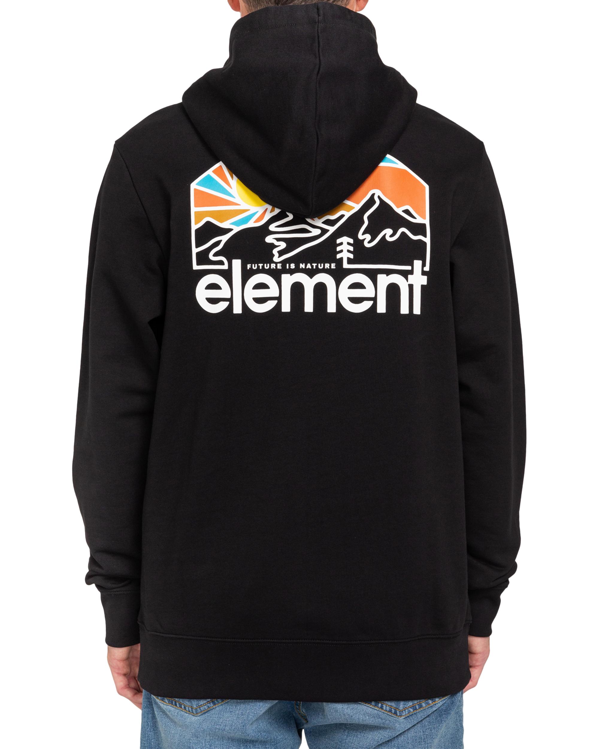 Element Sunnett hoodie, black, x-large