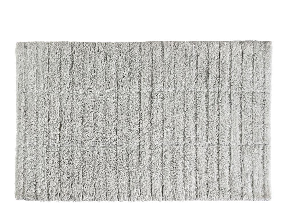Zone Tiles bademåtte, 80x50 cm, pure grey