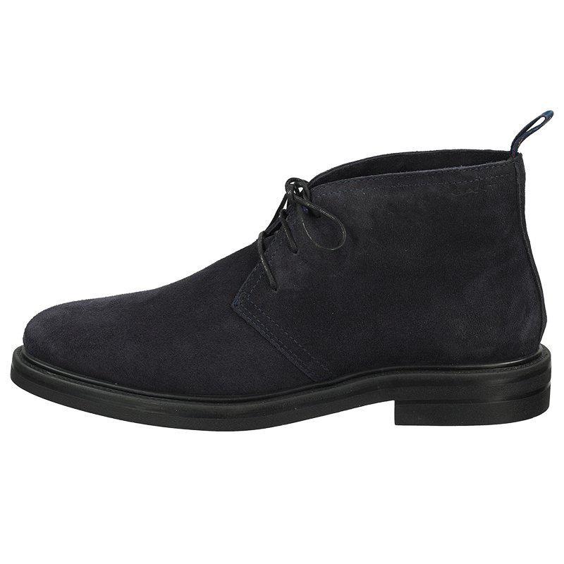 Gant korte støvler, Navy, 43