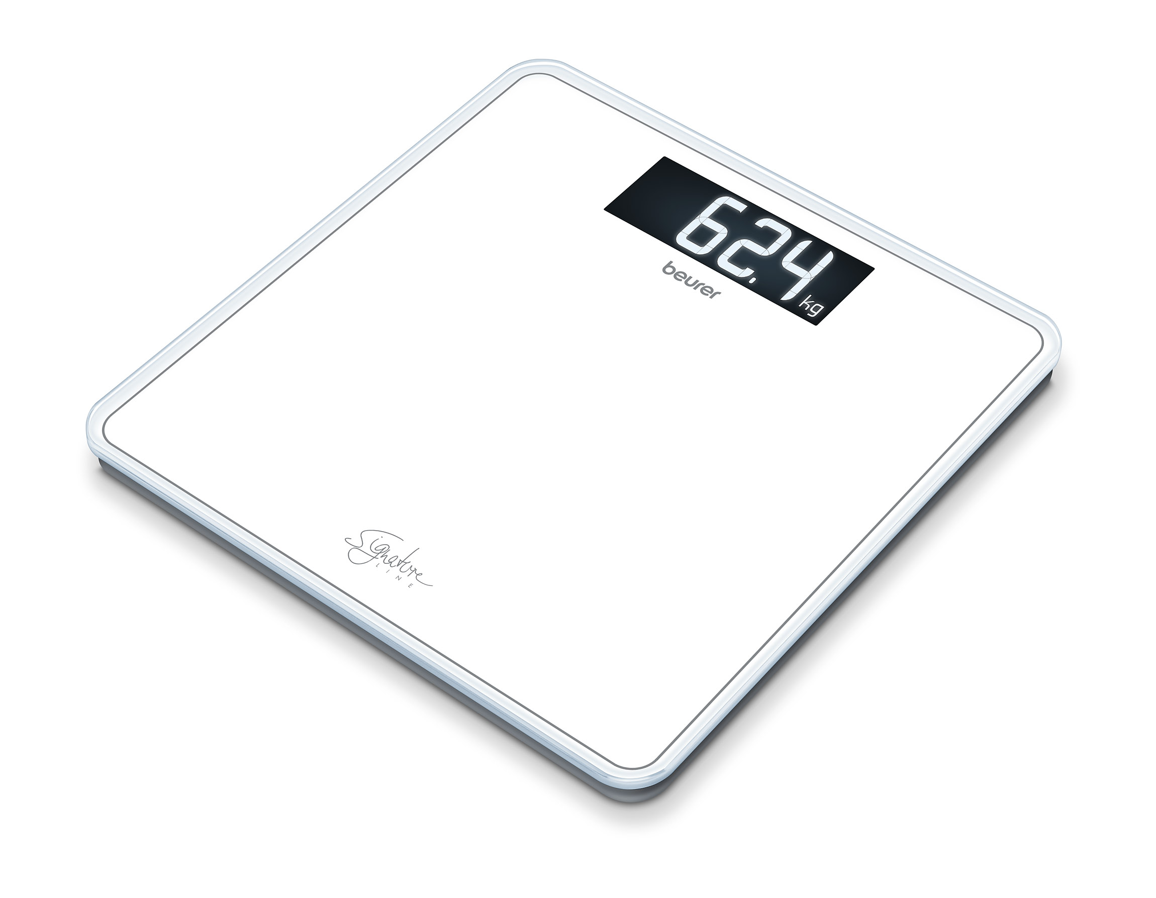 Beurer GS400H personvægt, hvid