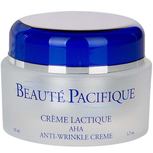Beauté Pacifique Crème Lactique Anti-Wrinkle Creme, 50 ml