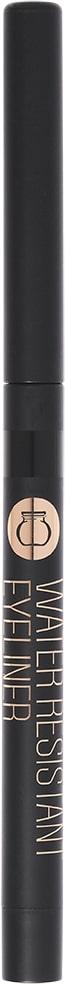 Nilens Jord Water Resistant Eyeliner, black
