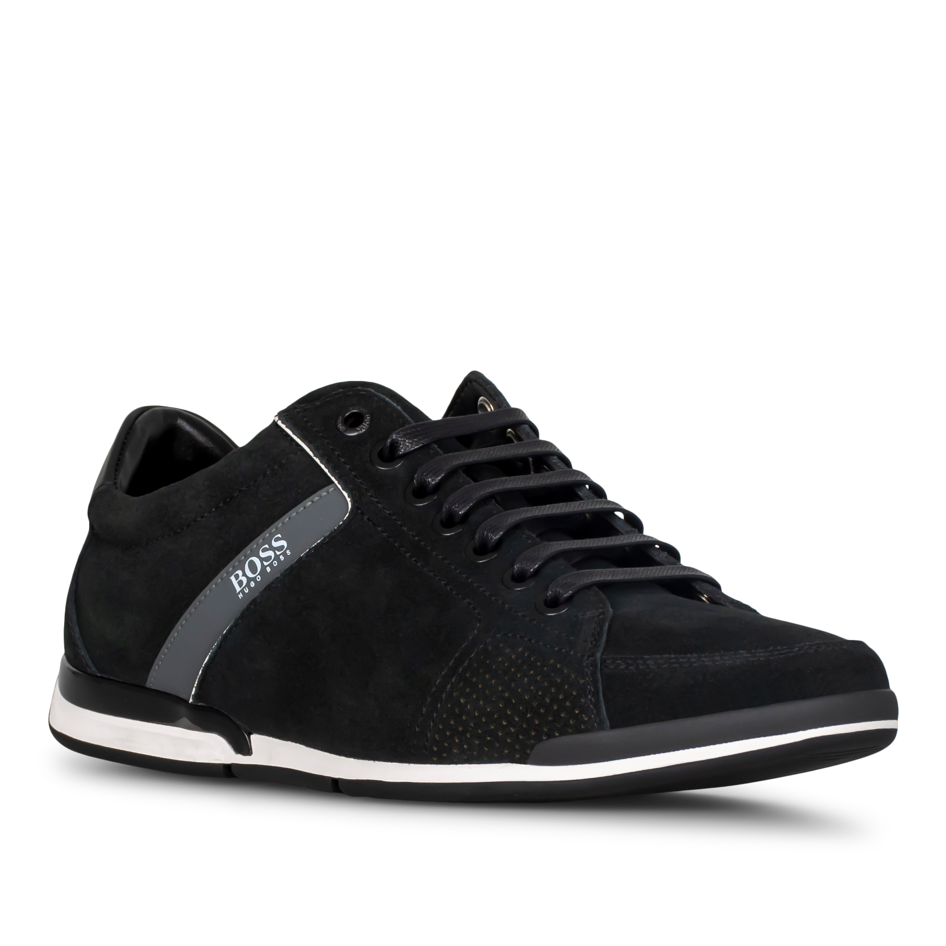 Hugo Boss Saturn sneakers, black, 43