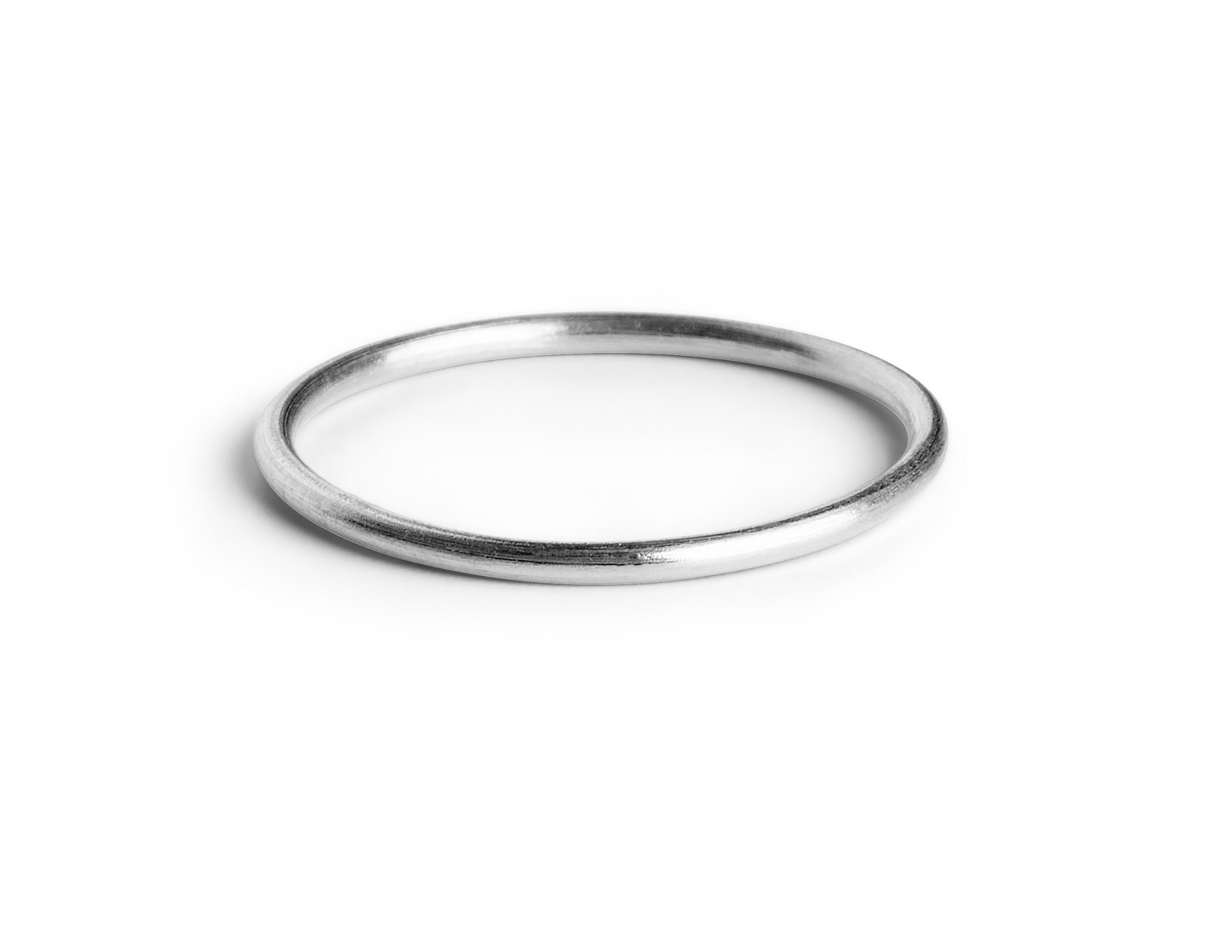 Jane Kønig Simple ring, sølv, 54