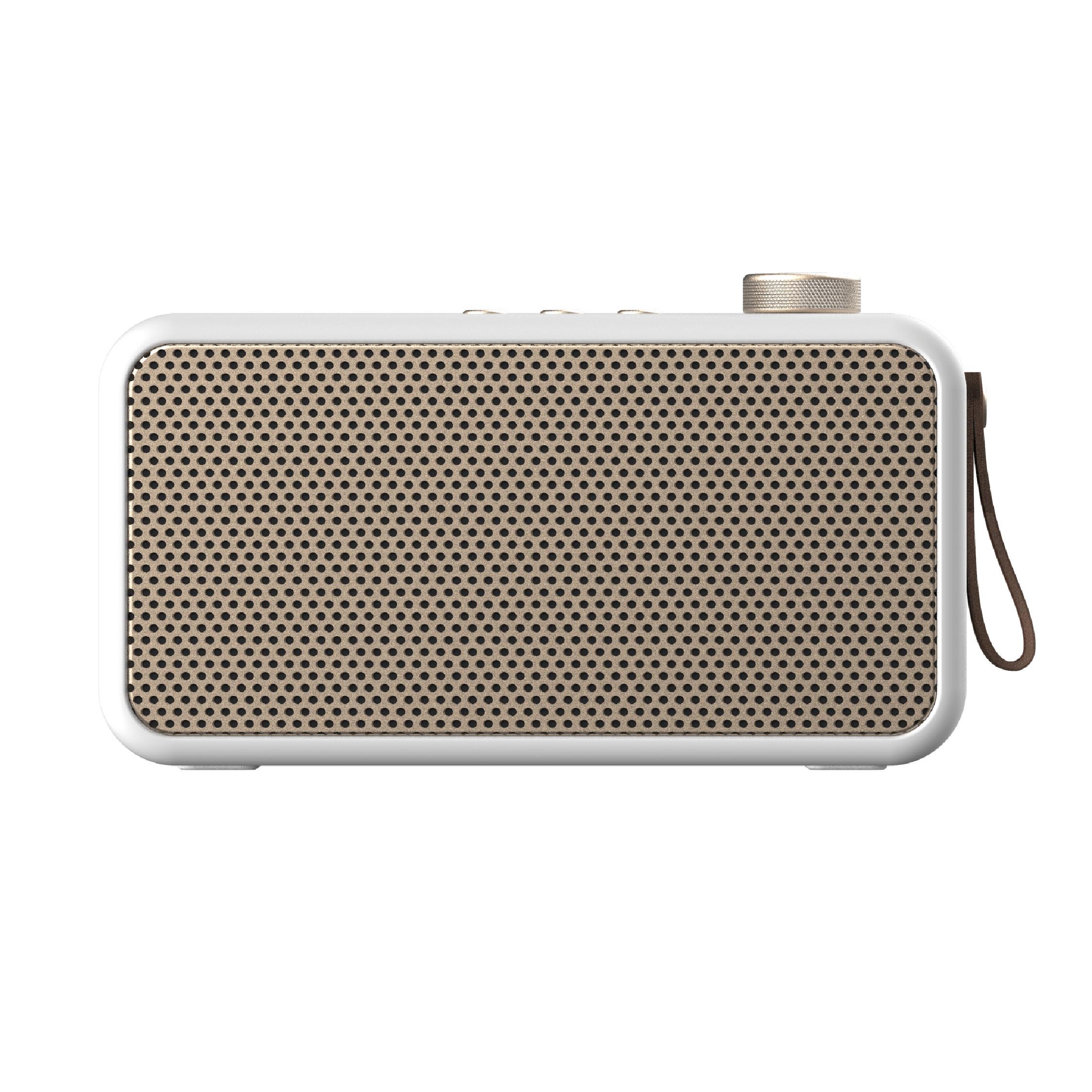 Kreafunk aTUNE DAB+ radio, white