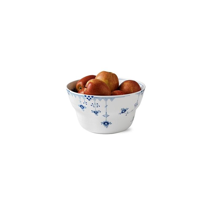Royal Copenhagen Blå Elements salatskål, 3,2 liter