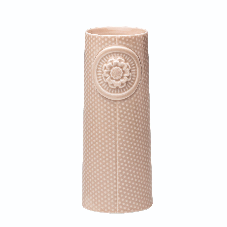 DOTTIR Pipanella Dot vase, large, rose