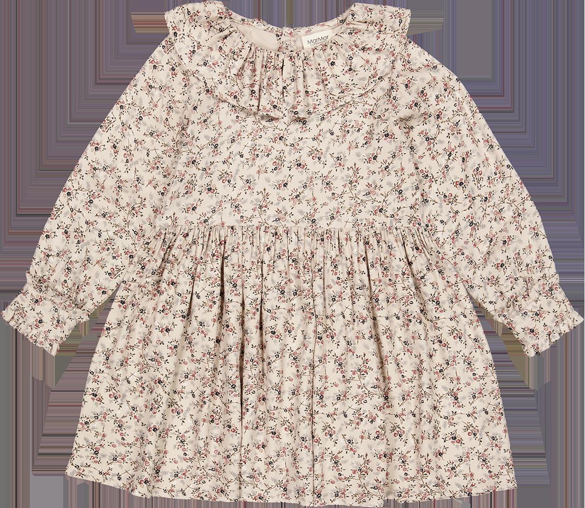 MarMar Dalba kjole, climbingrose, 122 cm