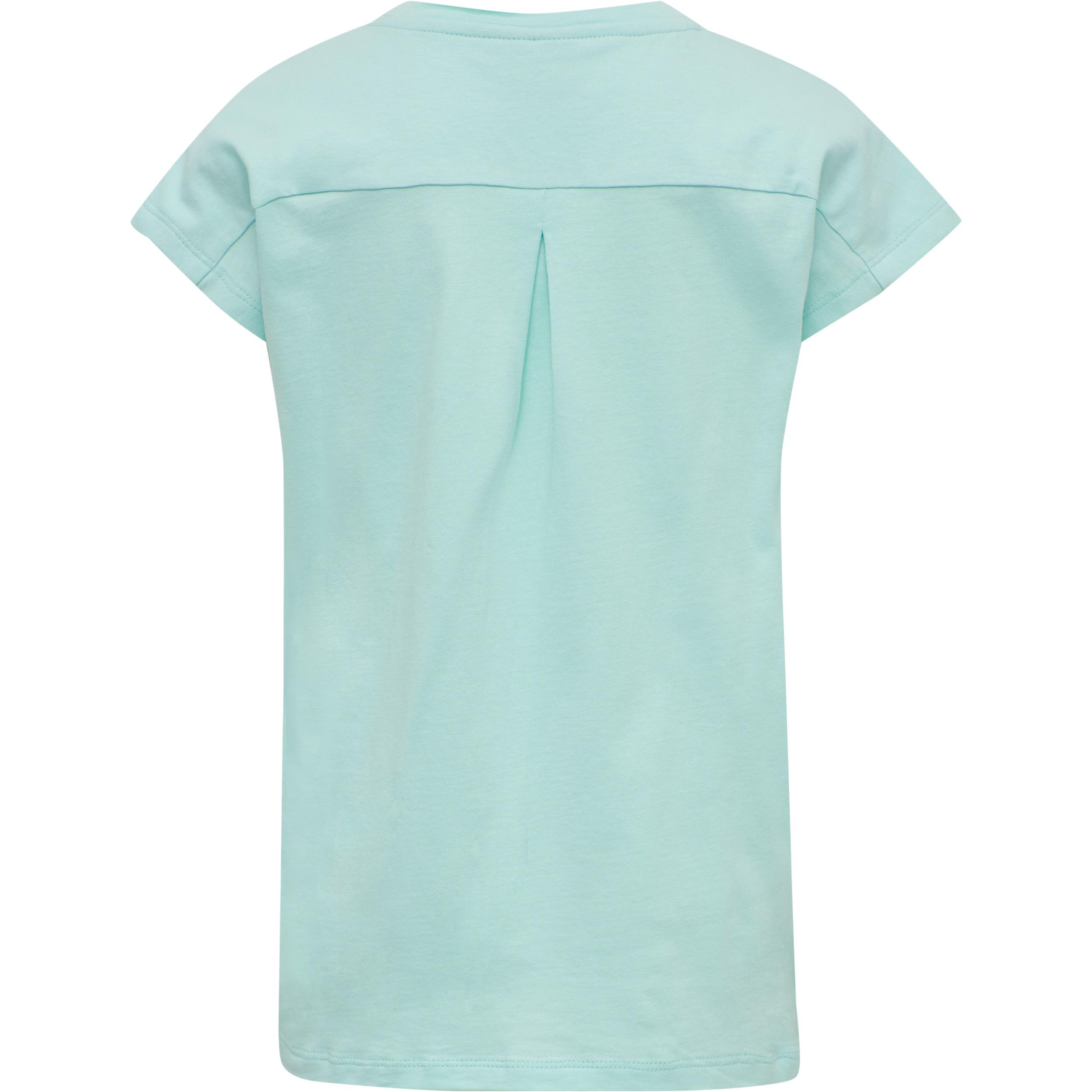 Hummel Hmldiez t-shirt, blue tint, 110