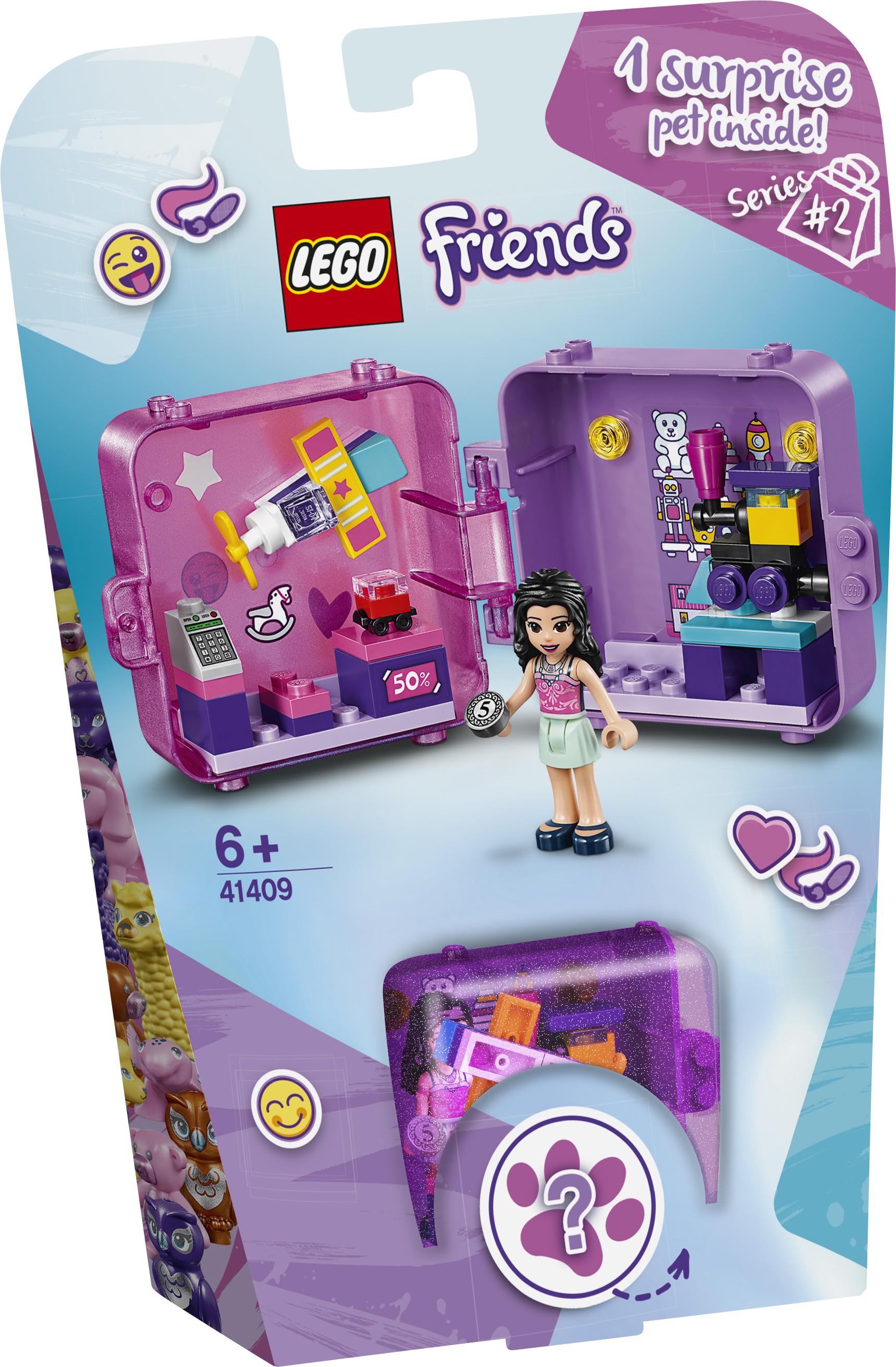 LEGO Friends Emmas butikslegeboks - 41409