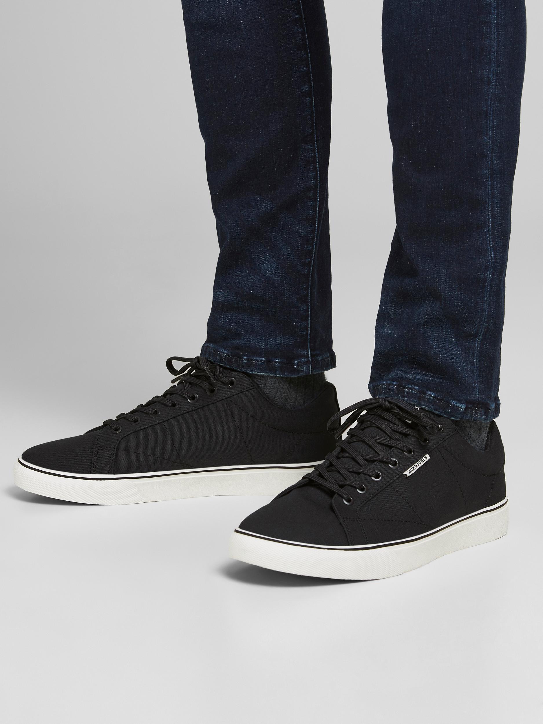Jack & Jones Carter Canvas sneakers, anthracite, 46