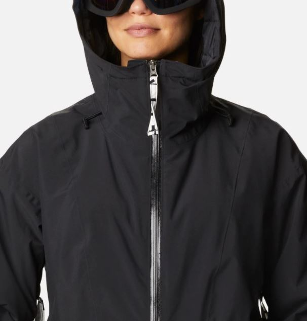 Columbia Dust on Crust Insulated Jacket, black, medium