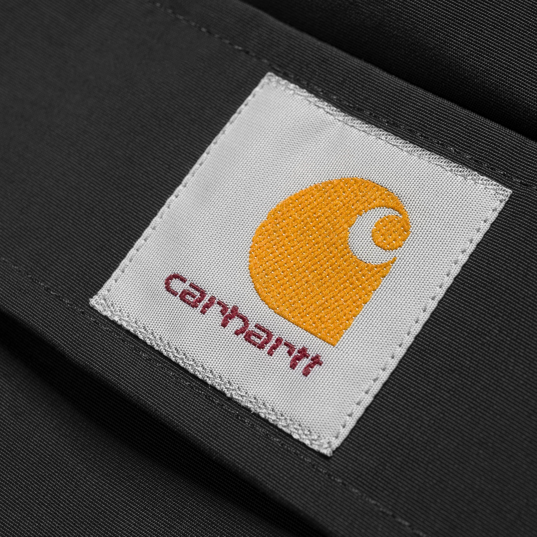 Carhartt Nimbus pullover jakke, reflective black, small