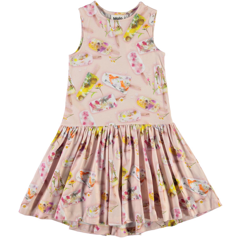 Molo Candace ærmeløs kjole