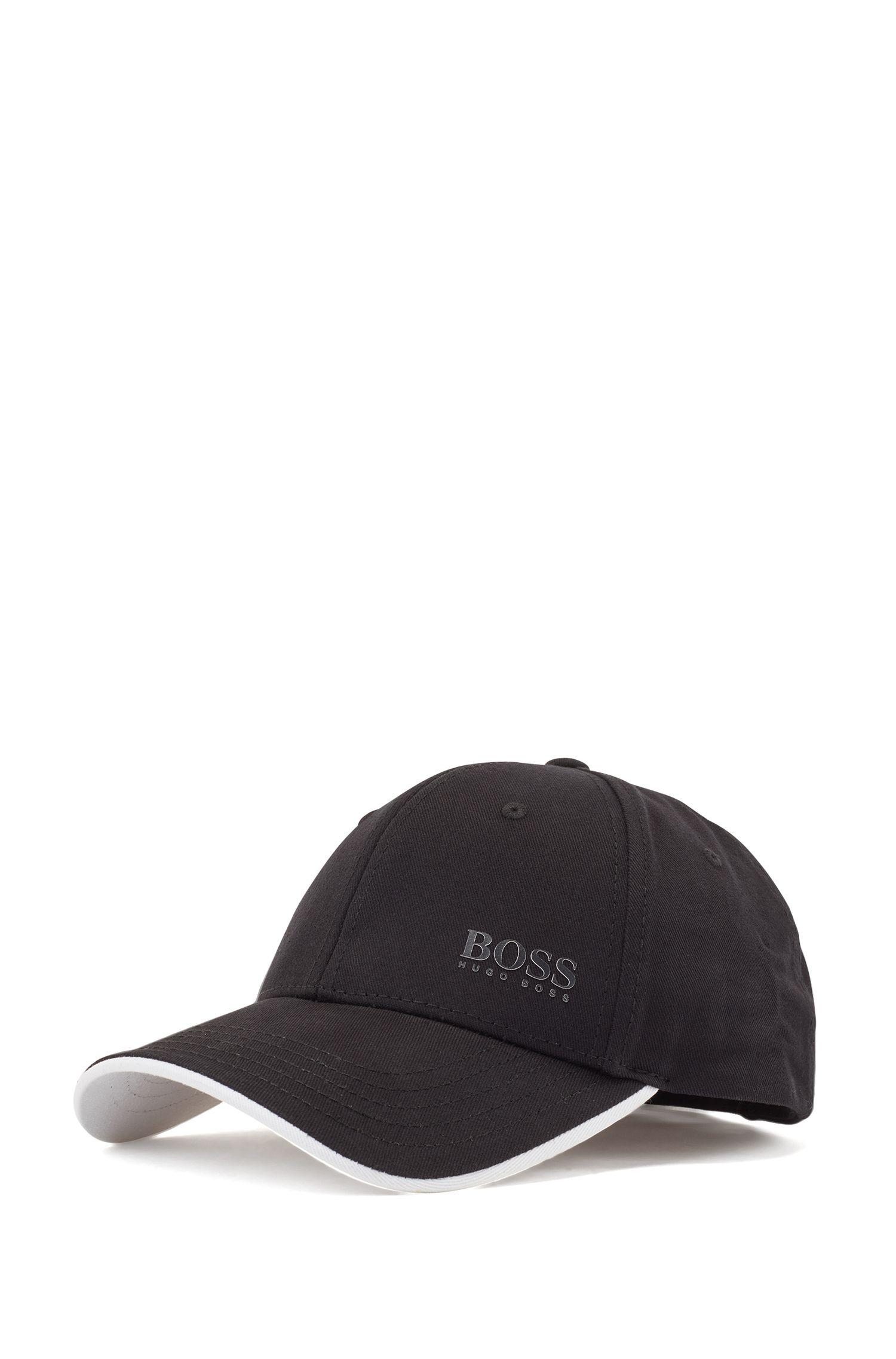 Hugo Boss Logo print cap