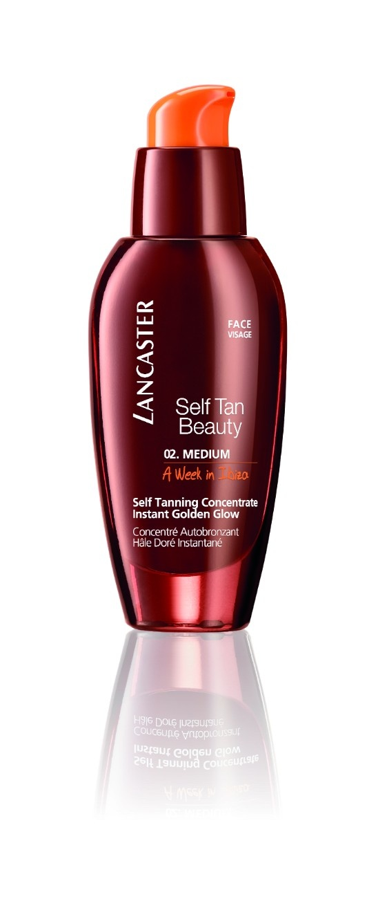 Lancaster Self Tan Face Concentrate Elixir, 30 ml