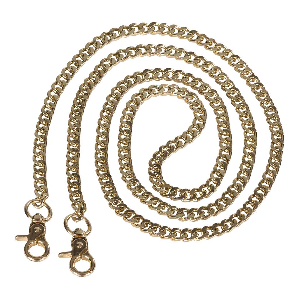 Depeche, 12638 Chain, gold, 124 cm