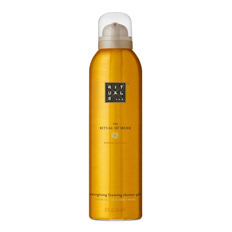 Rituals The Ritual of Mehr Foaming Shower Gel, 200 ml
