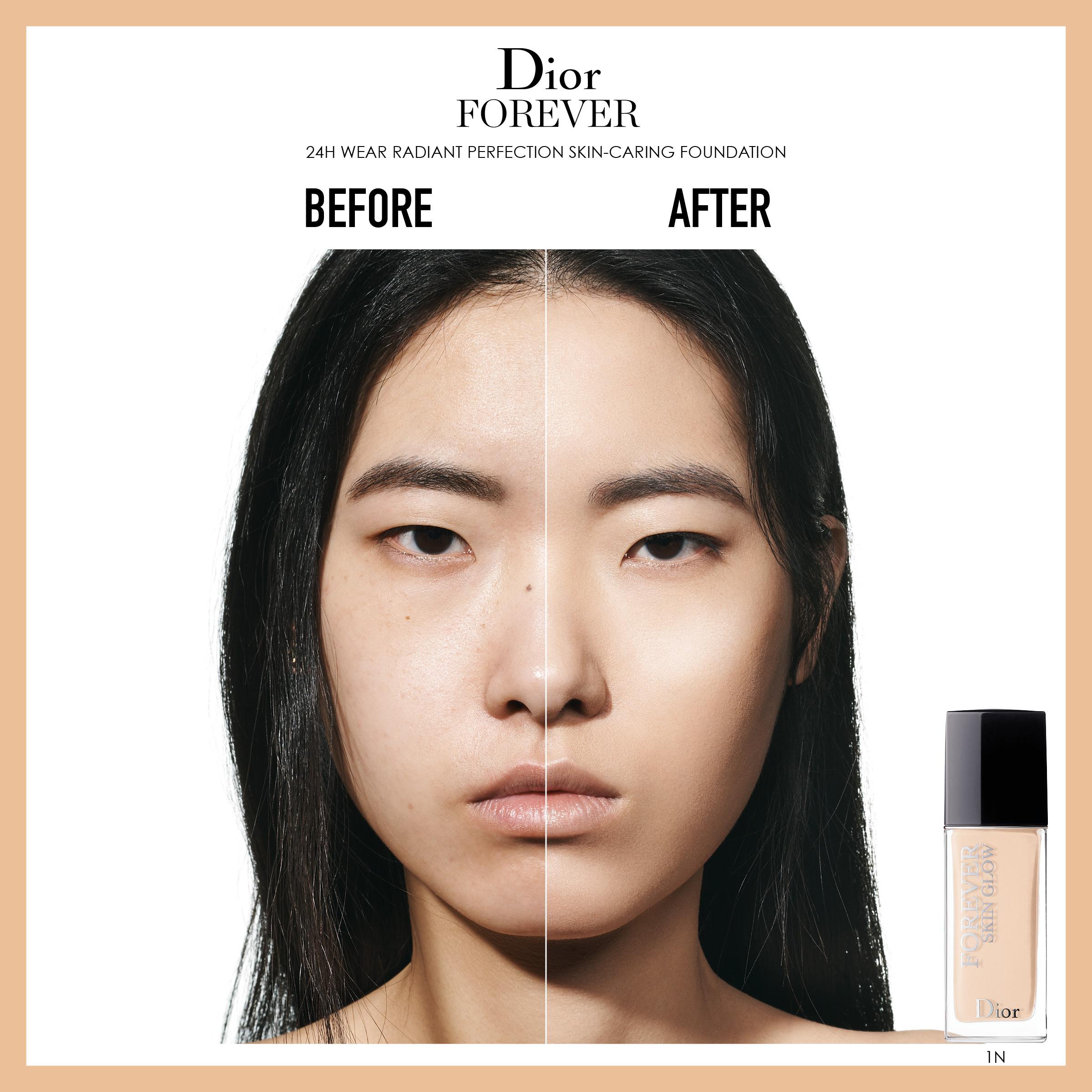 DIOR Forever Skin Glow Foundation, 1 Warm