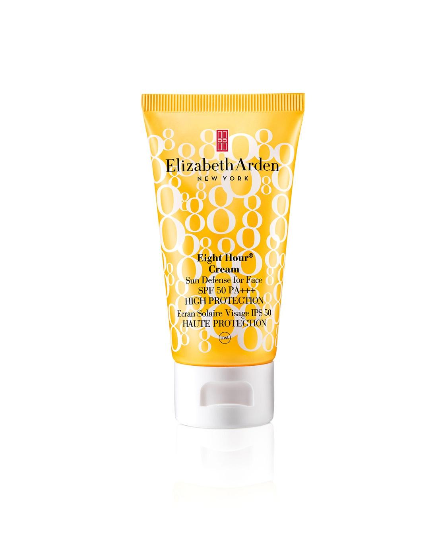 Elizabeth Arden Eight Hour Cream Sun Defense For Face SPF50, 50 ml