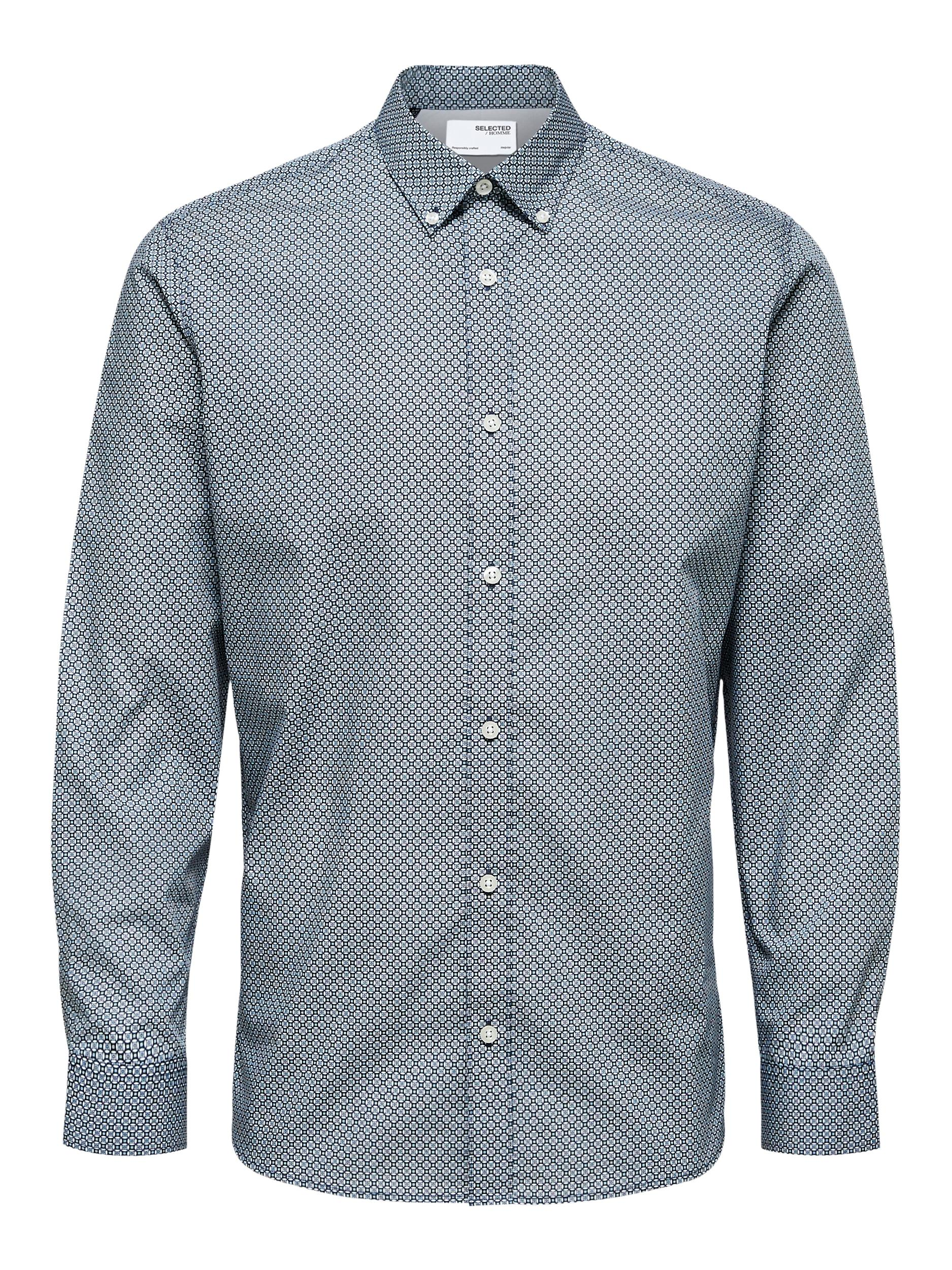 Selected Homme Slimroy LS shirt