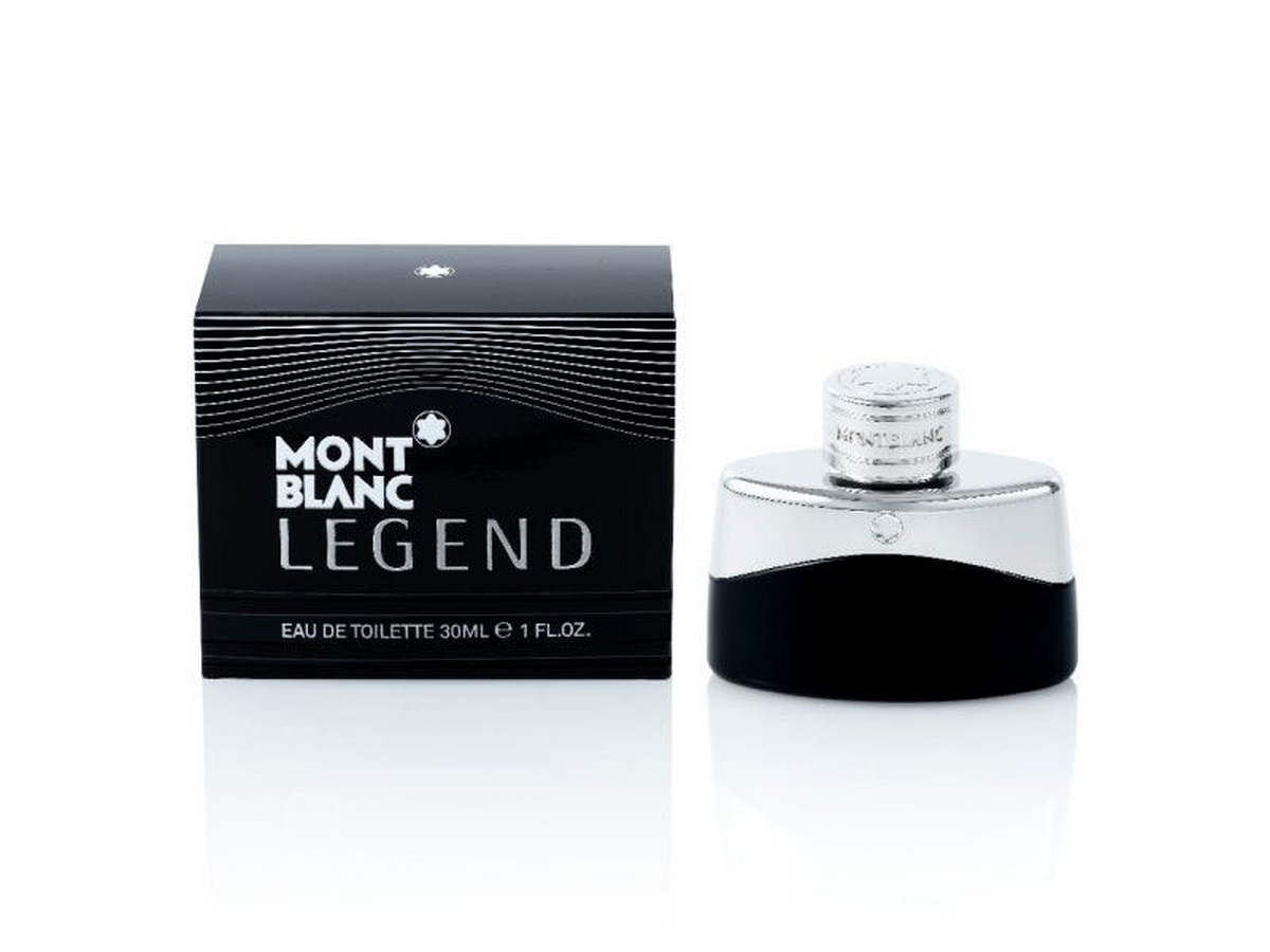 Mont Blanc Legend EDT, 30 ml