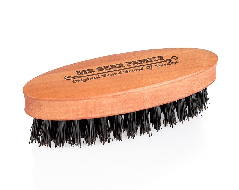 Mr. Bear Beard Beard Brush