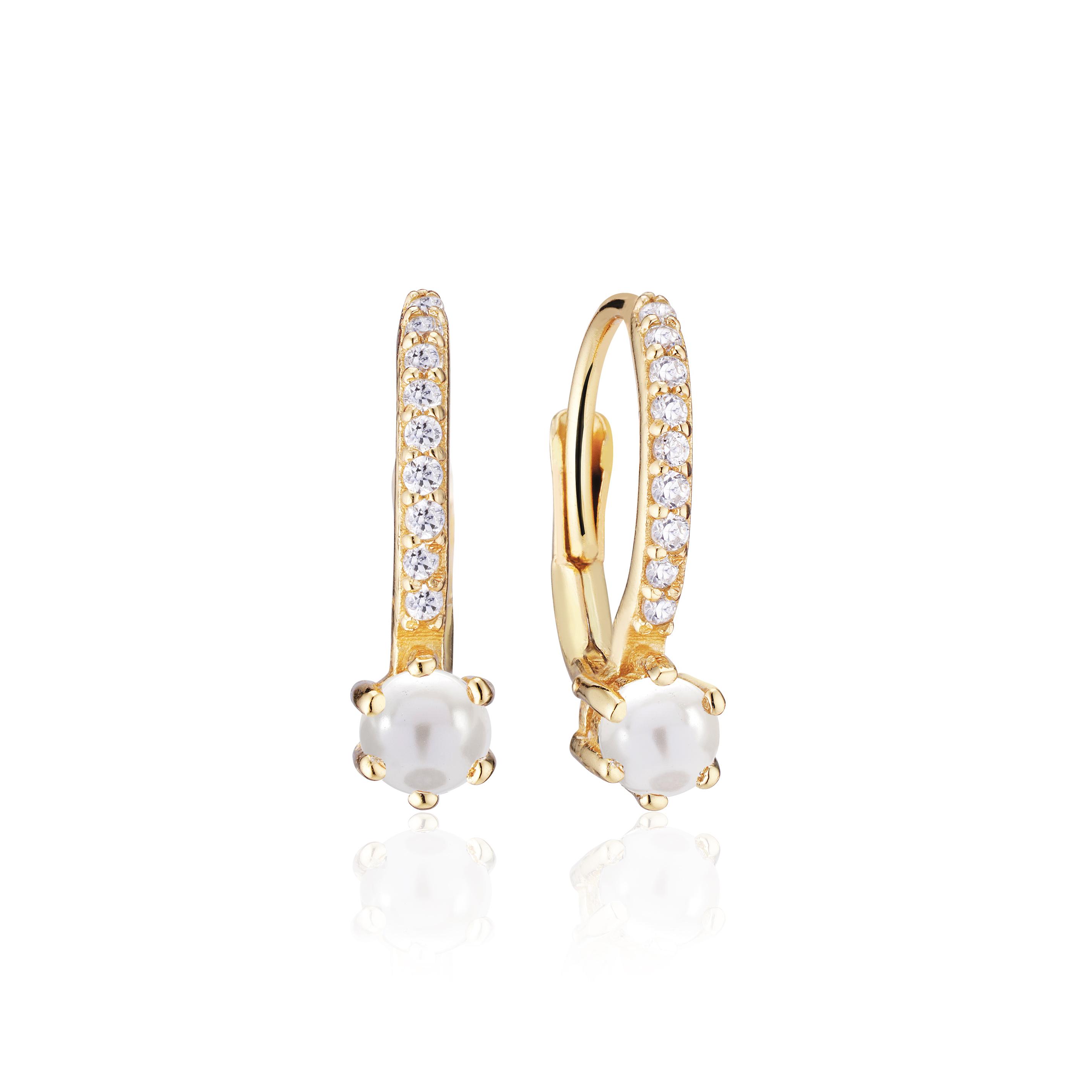 Sif Jakobs Jewellery Rimini Pearl Altro øreringe