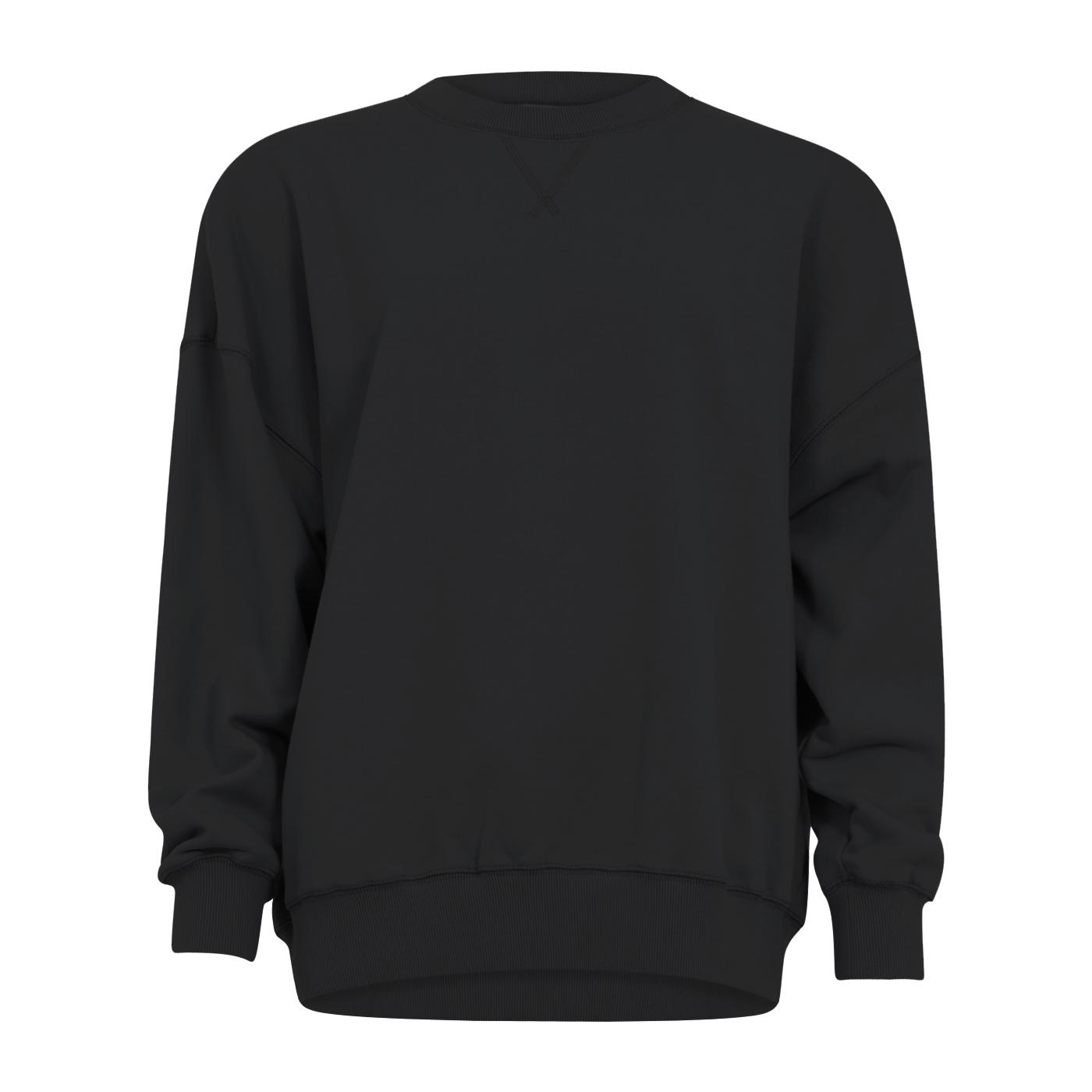 Coster Copenhagen oversize sweatshirt, black, small