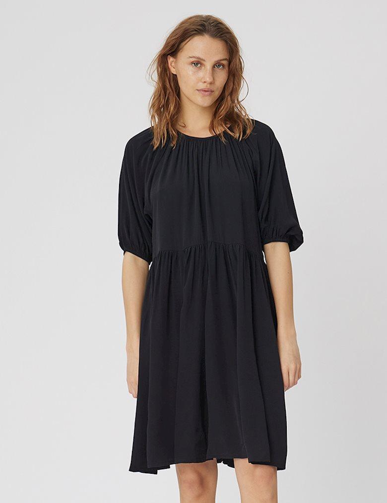 mbyM Romeo kjole, black, medium/large