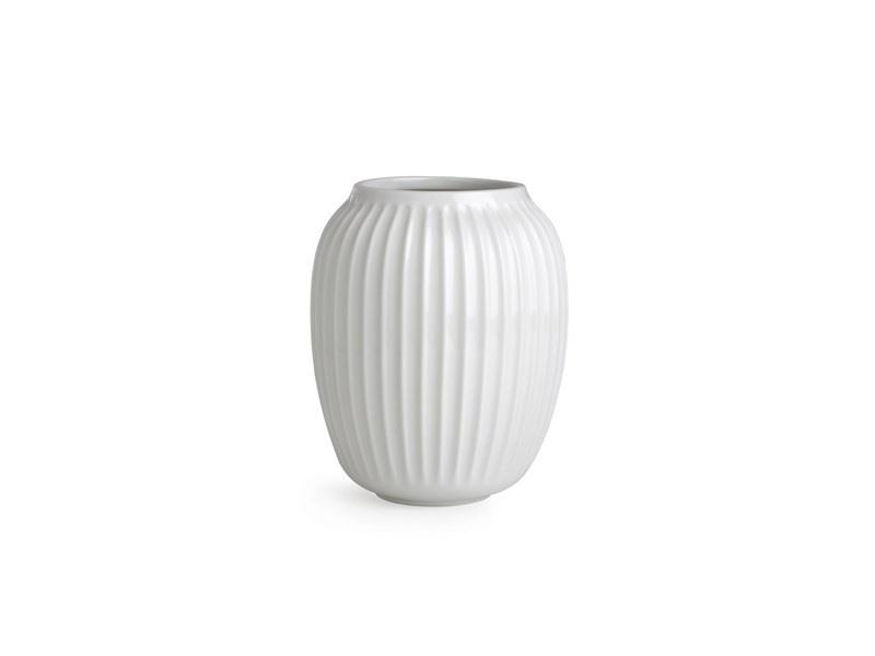 Kähler Hammershøi vase, 20 cm
