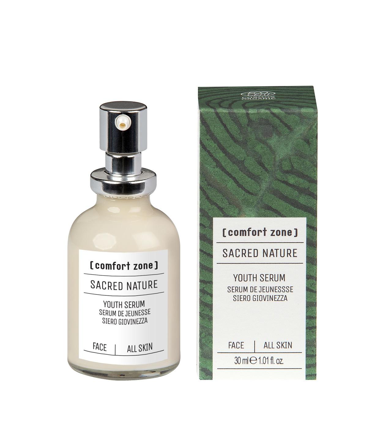 Comfort Zone Sacred Nature Youth Serum, 30 ml