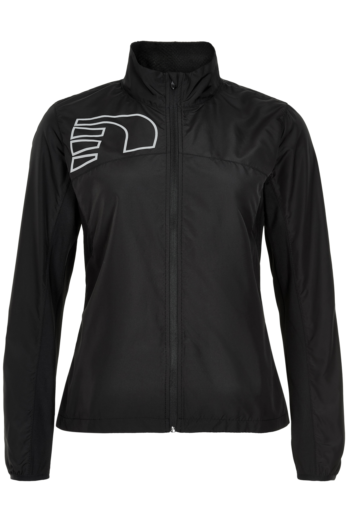 Newline Core Cross jakke, black, medium