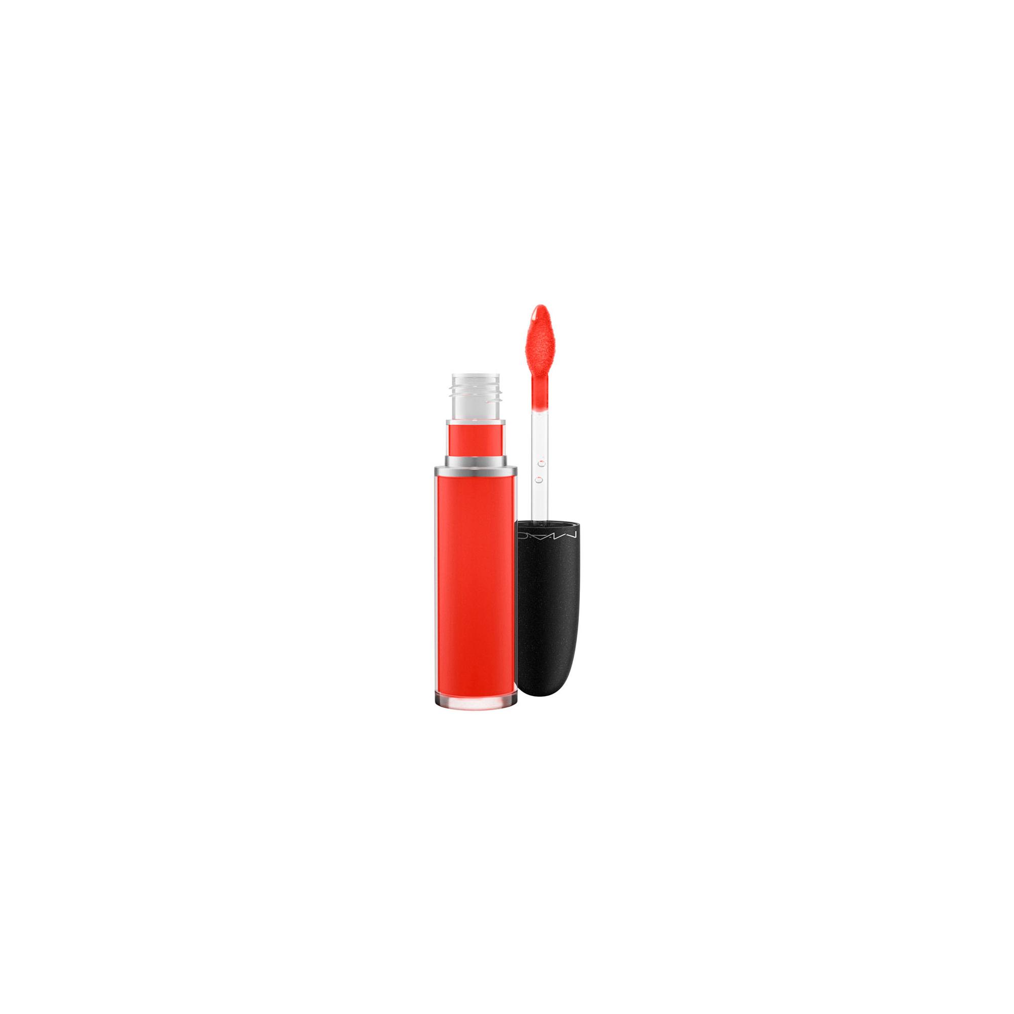 MAC Retro Matte Liquid Lipcolour, quite the standout