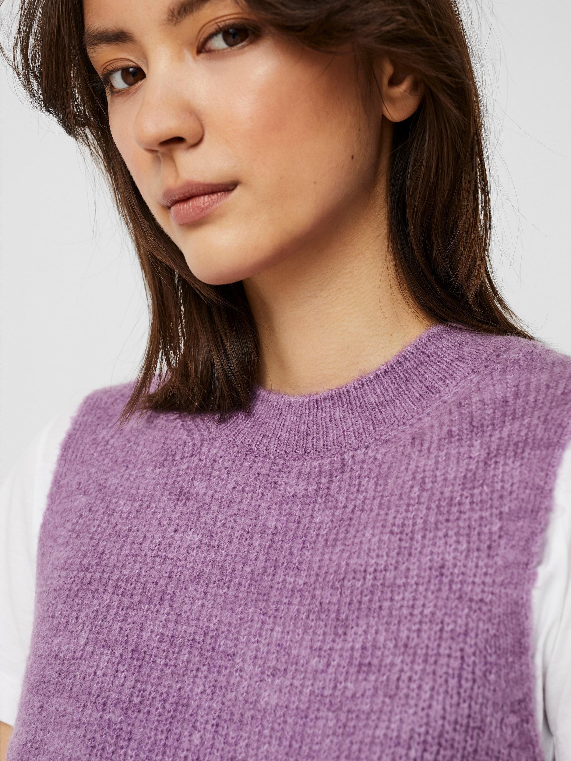 Vero Moda Olina vest, hyacinth, L
