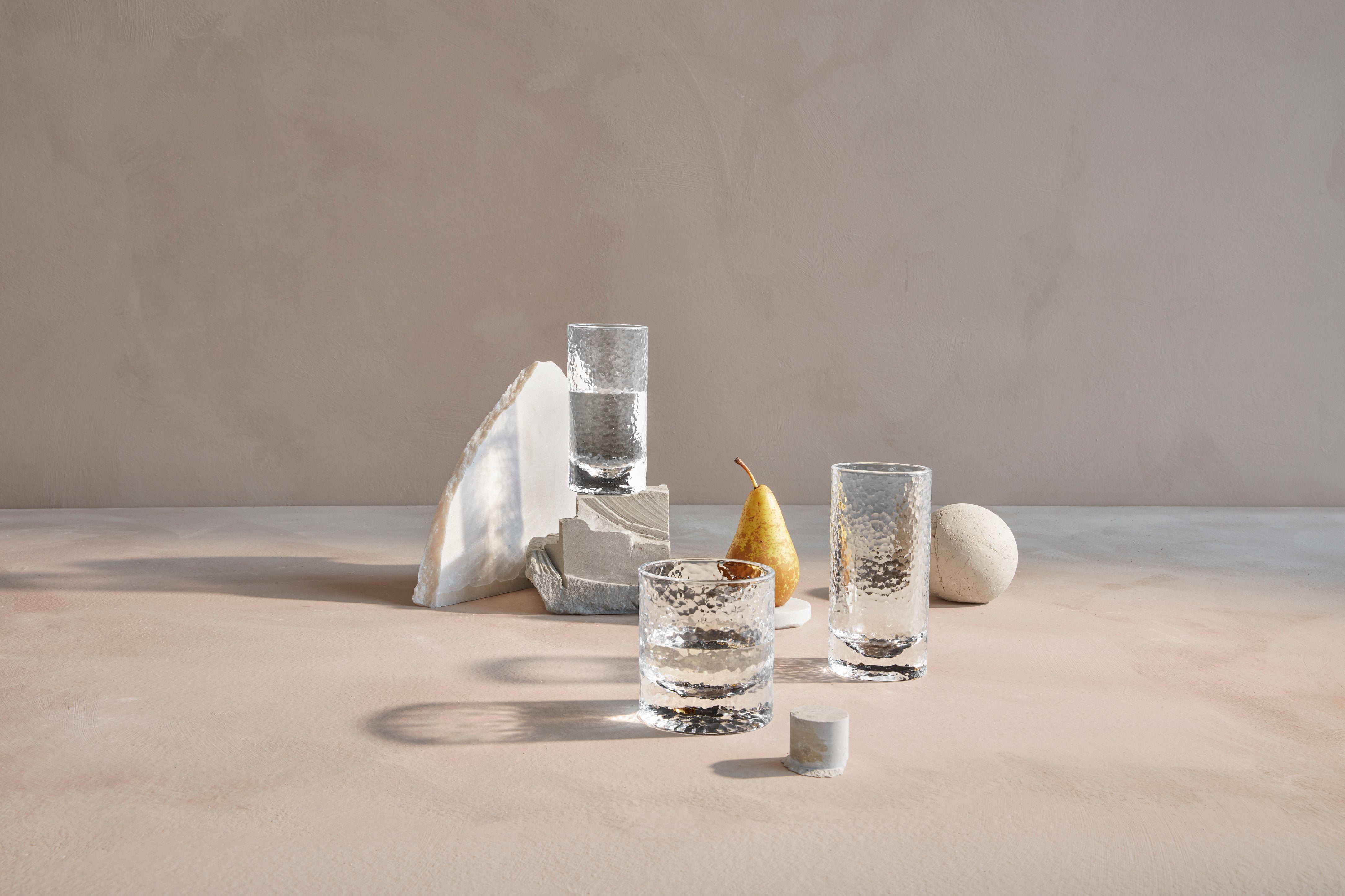 Holmegaard Forma longdrink glas, klar, 2 stk