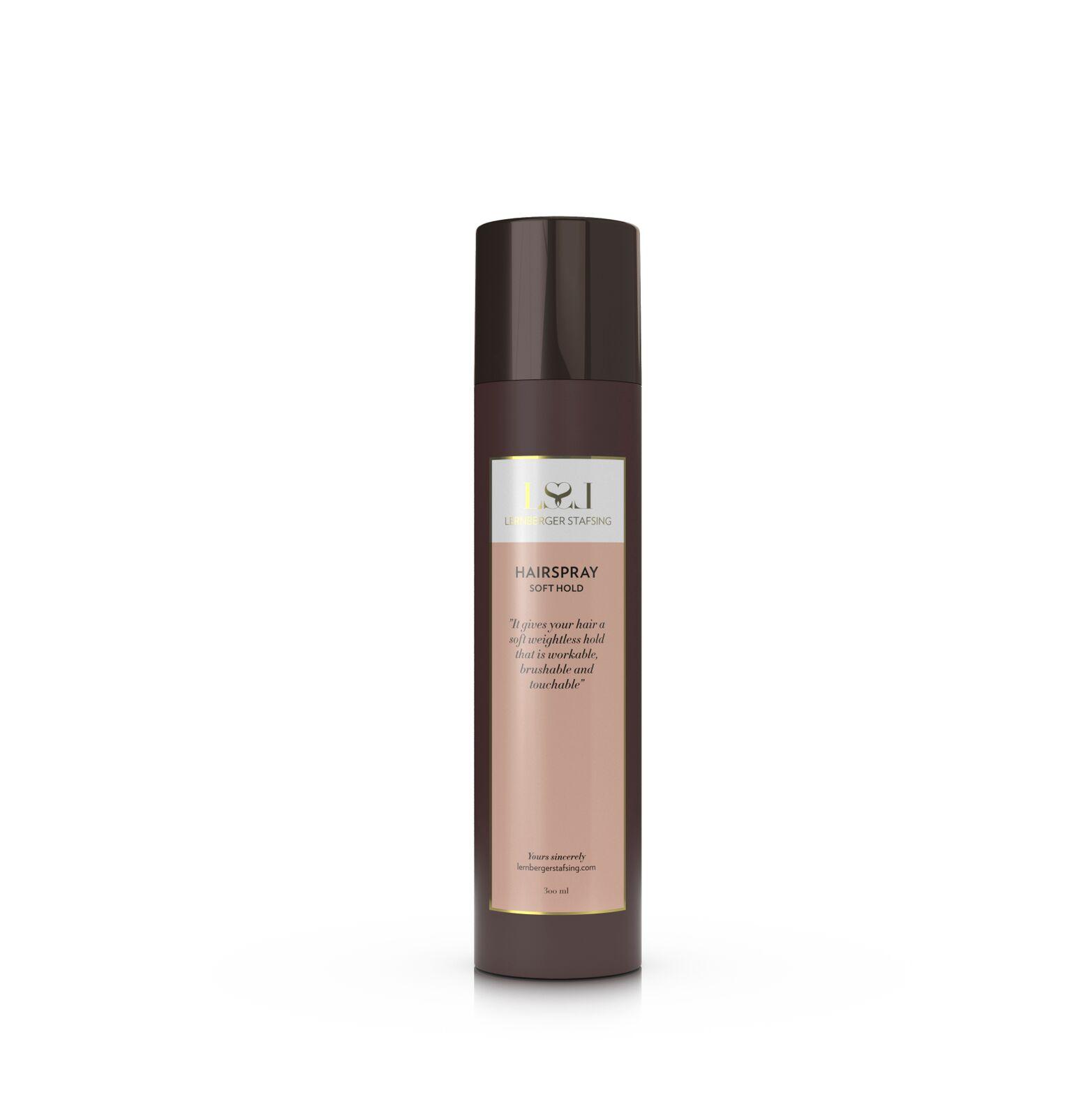 Lernberger Stafsing Soft Hold Hairspray, 300 ml