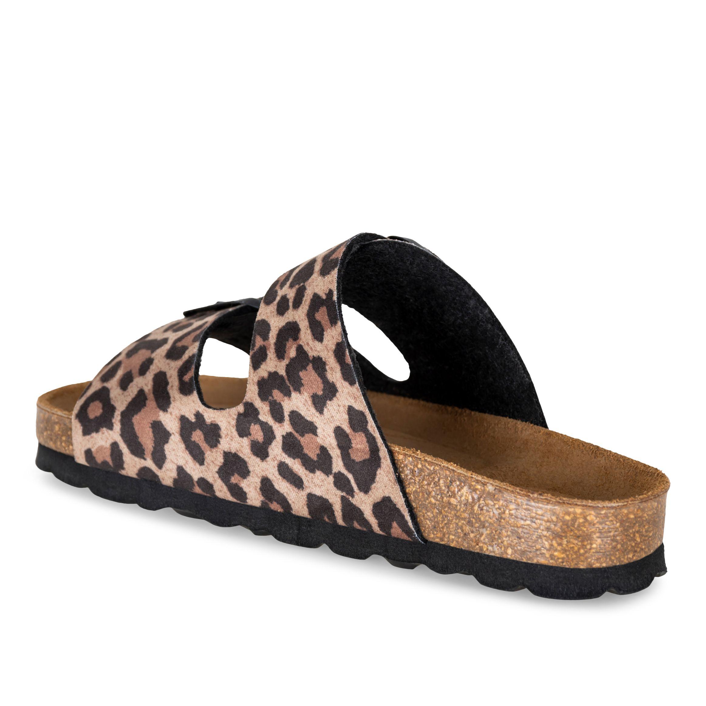 Nordstrand Emily sandal, leopard, 37
