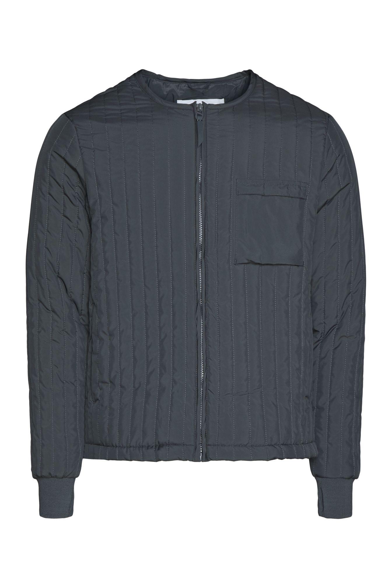 Rains Liner jakke, slate, xx-small/x-small