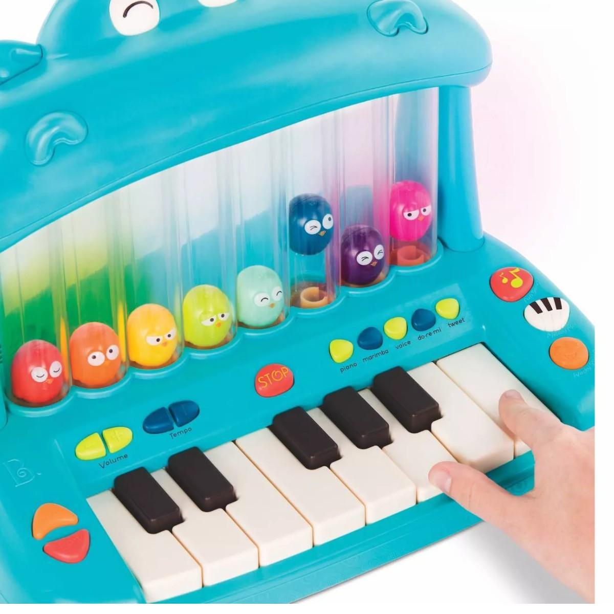 B. Flodhest klaver