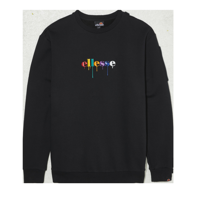 Ellesse Todravi sweatshirt, black, small