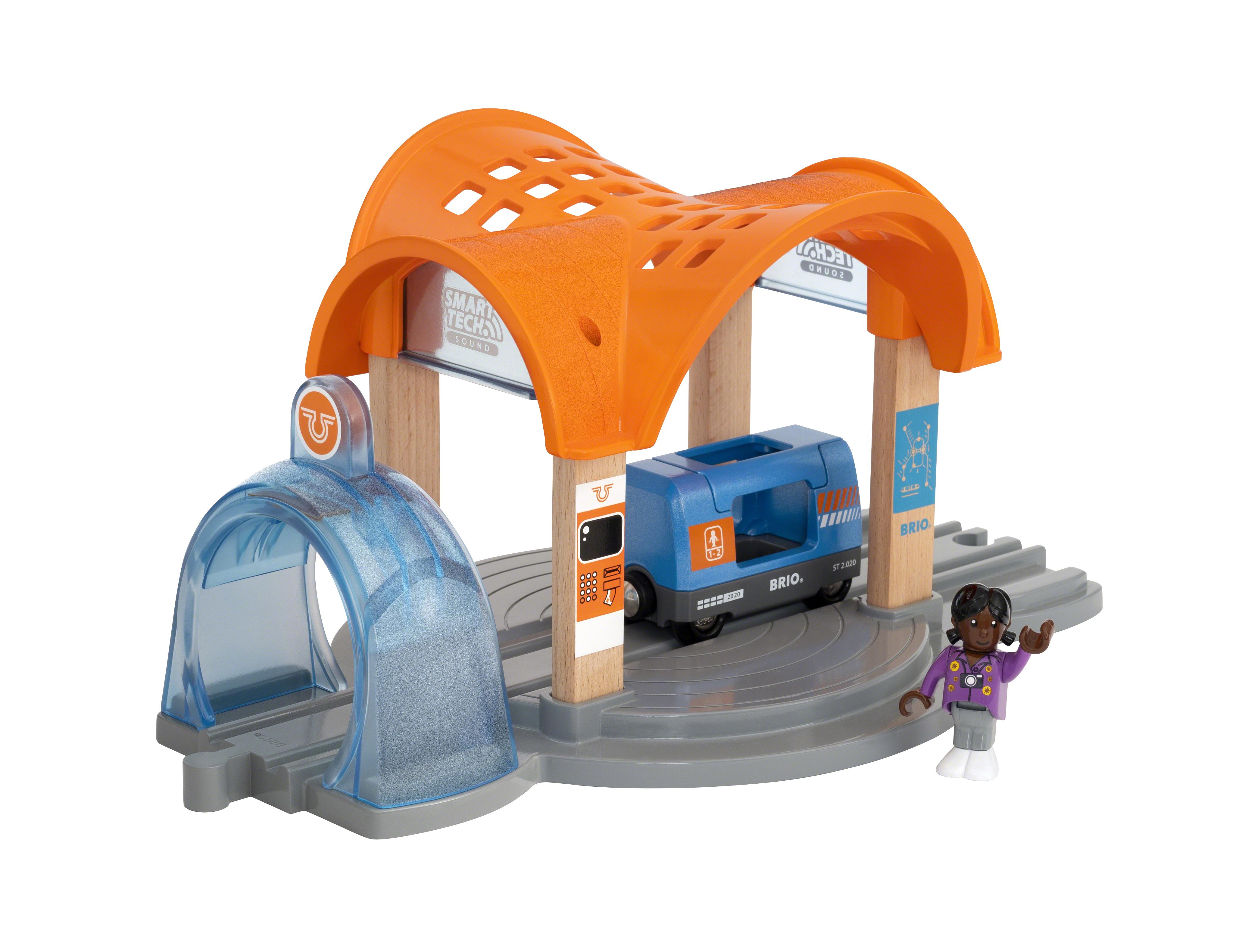 BRIO Tunnel Smart Tech Sound